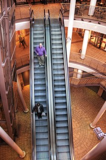 Killer escalators part deux