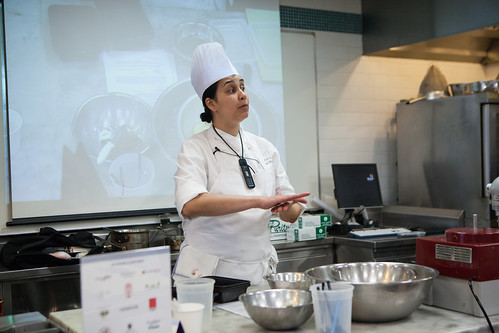 Executive Pastry Chef Ghaya Oliviera of Restaurant Daniel