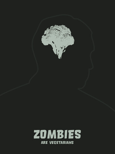 Zombies are Vegetarians
