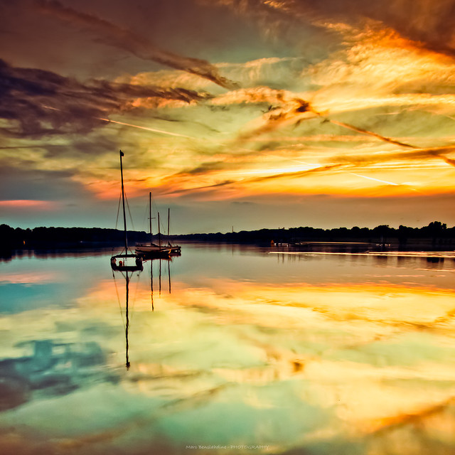 Boats versus Clouds