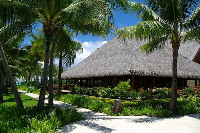 Four Seasons Resort Bora Bora Restaurant