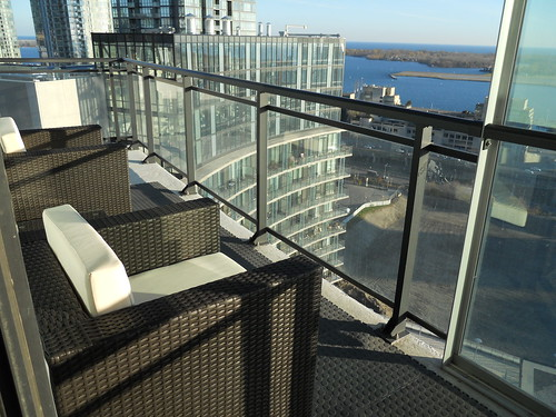 Toronto Condominium Balcony Patio Furniture