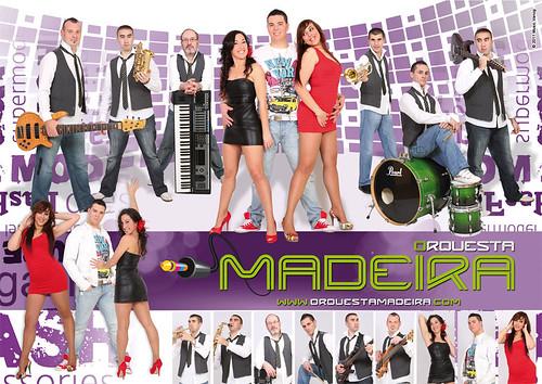Madeira 2011 - orquesta - cartel