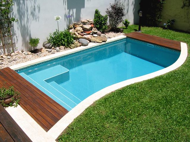 dise o en espacio reducido explore piscinas santa clara On diseno de piscinas en espacios pequenos