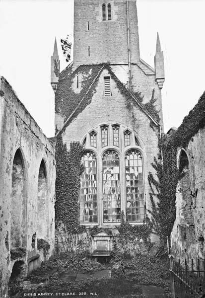 Ennis Abbey, Ennis, Clare