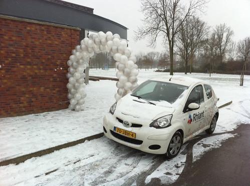 Ballonboog 6m Dock3 Hendrik Ido Ambacht