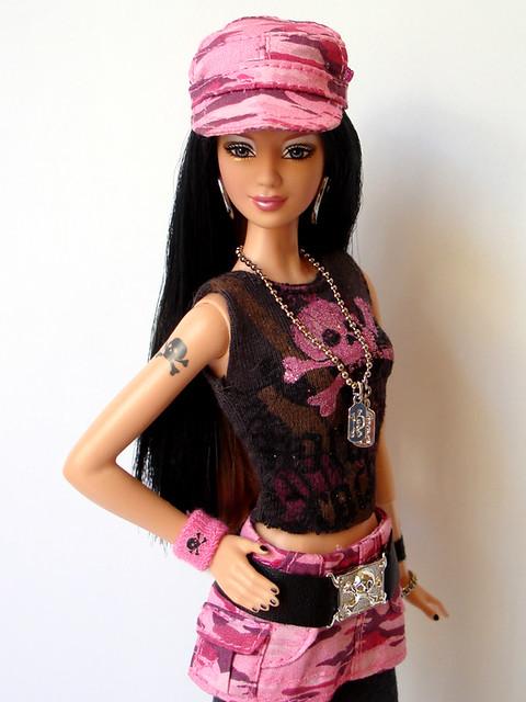 Hard Rock Cafe Barbie #04 2007 | Flickr - Photo Sharing!