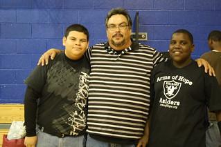 Arms of Hope- San Antonio Raiders 187