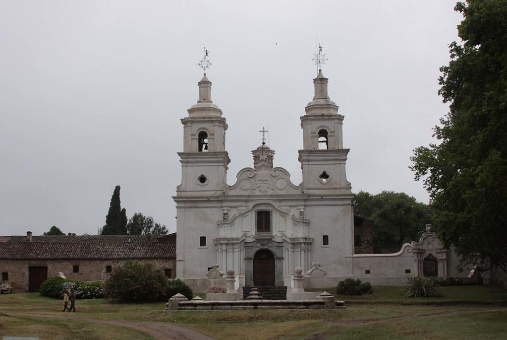 La plus grande Estancia jésuite de Cordoba est celle de Santa Catalina