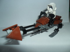 74-Z Speeder Bike by General Magma