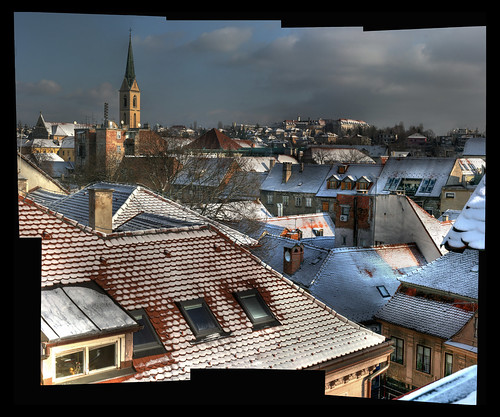 windows winter panorama snow canon europe view rooftops croatia zagreb citycenter tumblr vertorama hccity