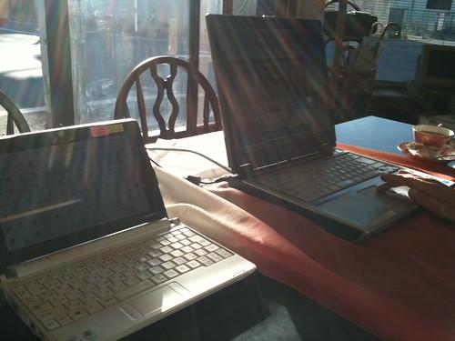今年最後のパソコン教室