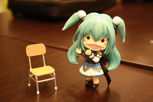 how to make nendoroid stand