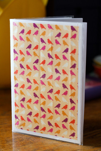 Notebook by Jeni Baker