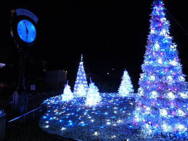 Christmas Town Busch Gardens Williamsburg Va Flickr
