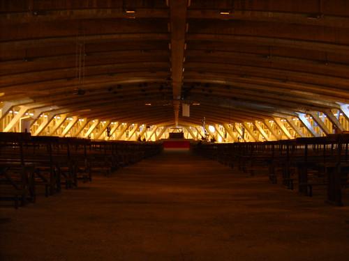 Underground cathedral lourde s