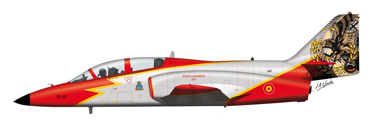 Aviojet-Aguila-25-Aniversario