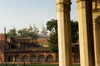 Agra Fort Rouge_