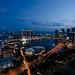 Singapore CBD Skyline by vanc2