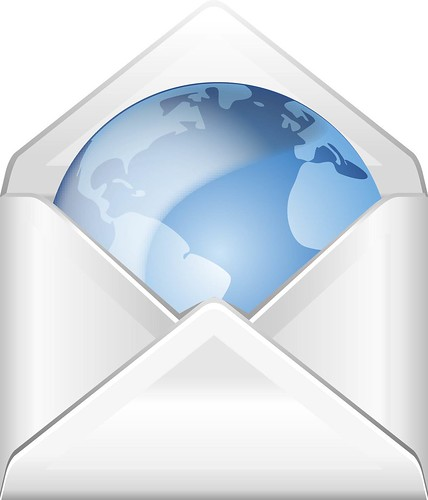 Email customized icon