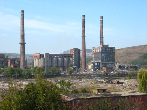 Coke ovens in Hunedoara by Sir_Drinkalot
