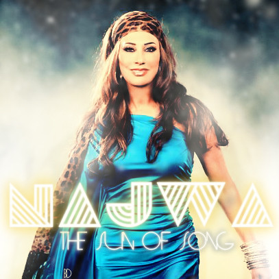 Fan Made Album Najwa Karam The Sun Of Song