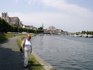 Auxerre, France 2003
