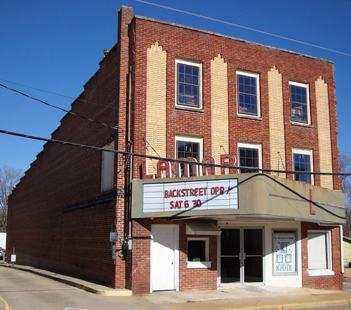 Old Lamar Theater (Vernon, Alabama)
