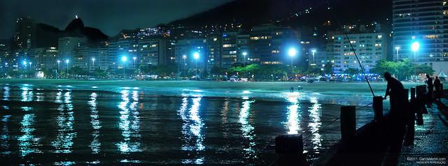 Rio de Janeiro - Pesca no Leme - Caminho dos Pescadores