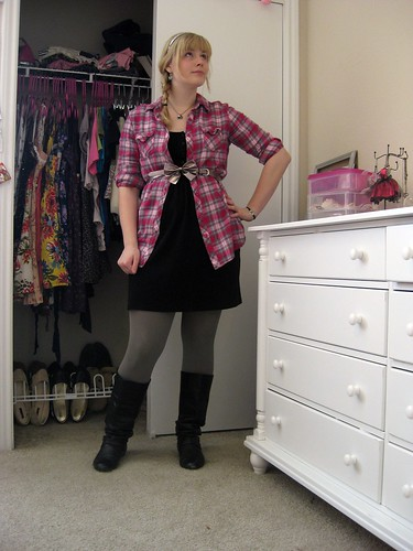 Girly Plaid