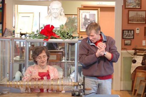 Vera Meyer - Glass Harmonica