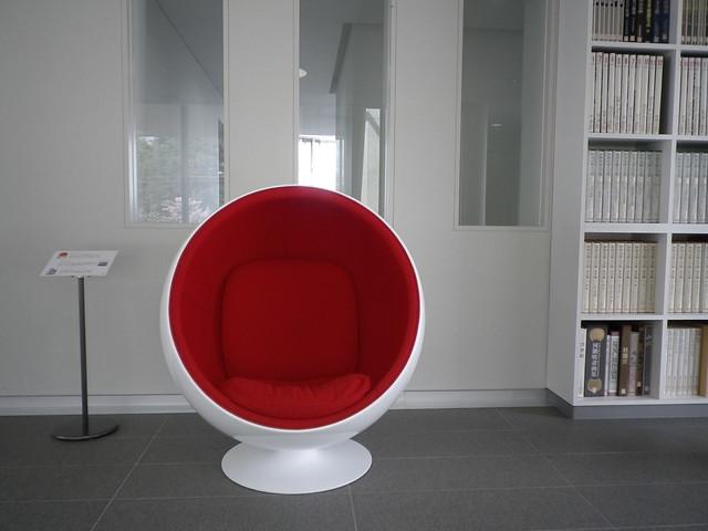 Photo:まるい椅子 By kaidouminato