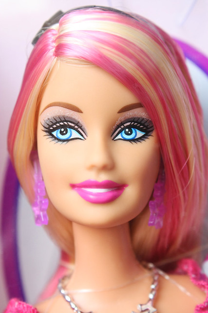 Barbie Makeup: Barbie Fashionistas - Sassy Shops For Makeup