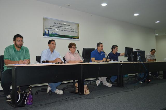 Assembleia-geral dos Associados à AMMA