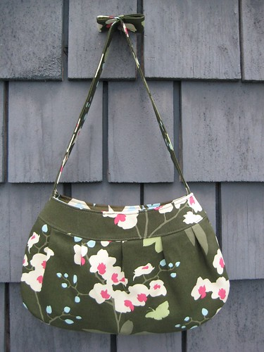 Buttercup bag for Jen