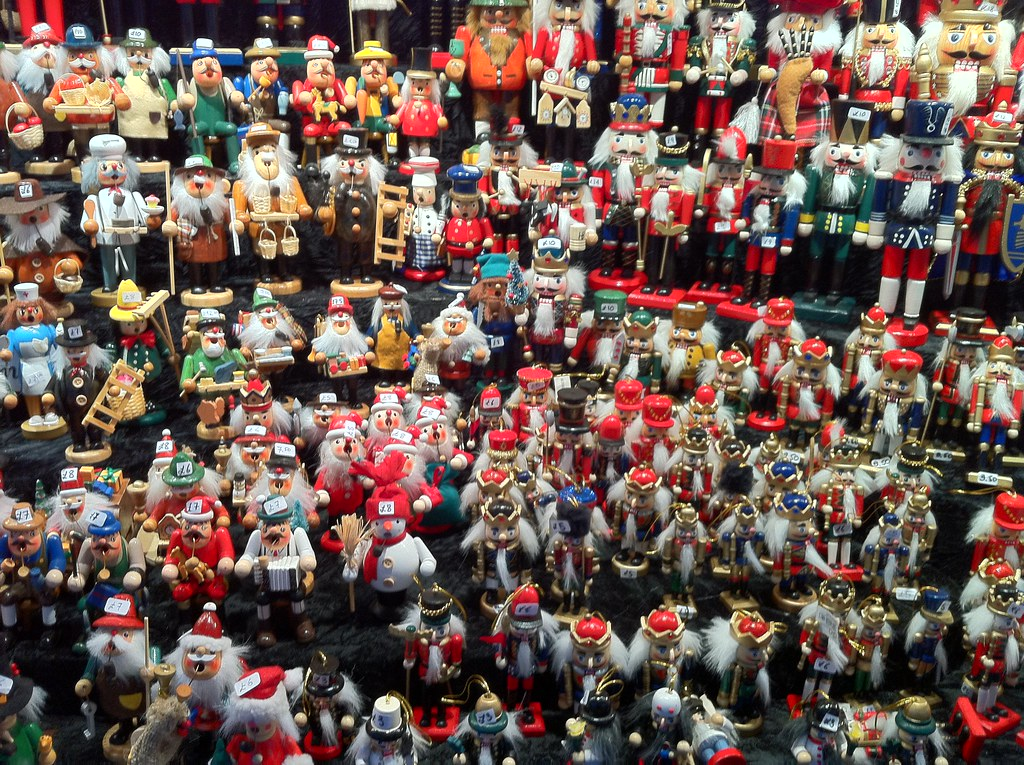 birminghams german christmas market - Birmingham Christmas Market