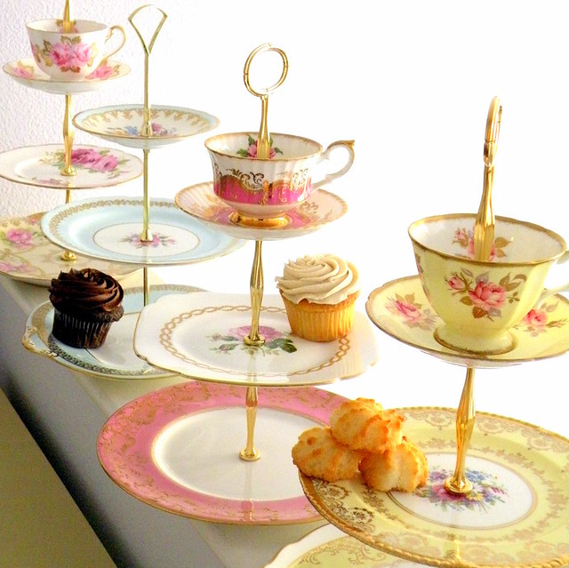 High Tea Cake Stand Hire Sydney