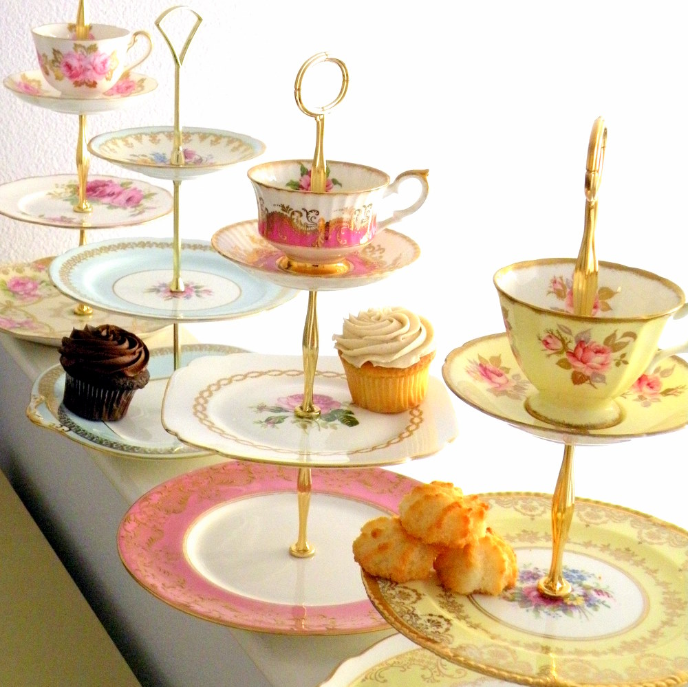 Square Cake Stands For Hire Edinburgh