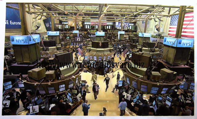 Фондовая биржа NYSE Euronext