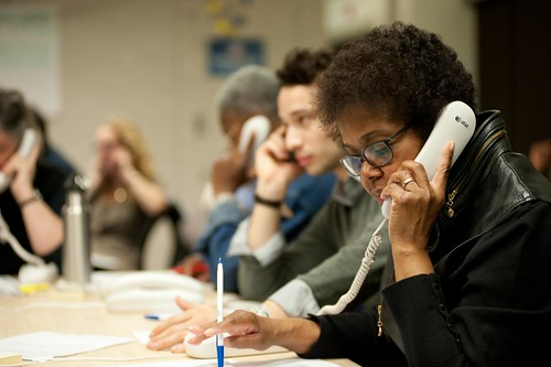 "Phone Bank to Repeal ""Don't Ask, Don't Tell"""
