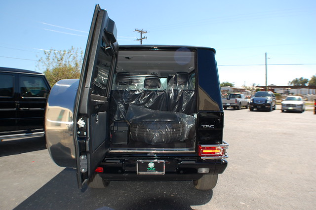 Armored bulletproof mercedes benz g550 suv 12 flickr for Mercedes benz g550 suv