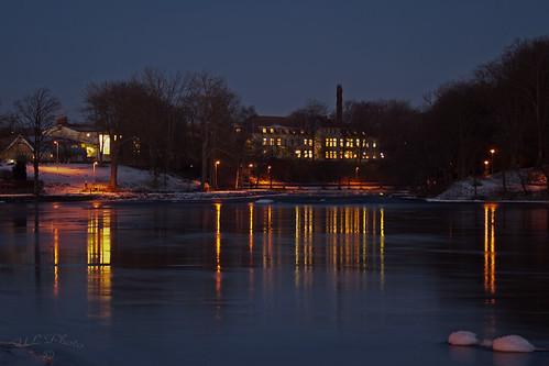nature water reflections river lights sweden dusk natur älv sverige vatten halland ljus skymning falkenberg supershot ätran svenskafotografer speglingar citrit dsc8025 atranswe svenskaamatörfotografer afemalenordiceye 56°53′0n12°30′0e 20101215