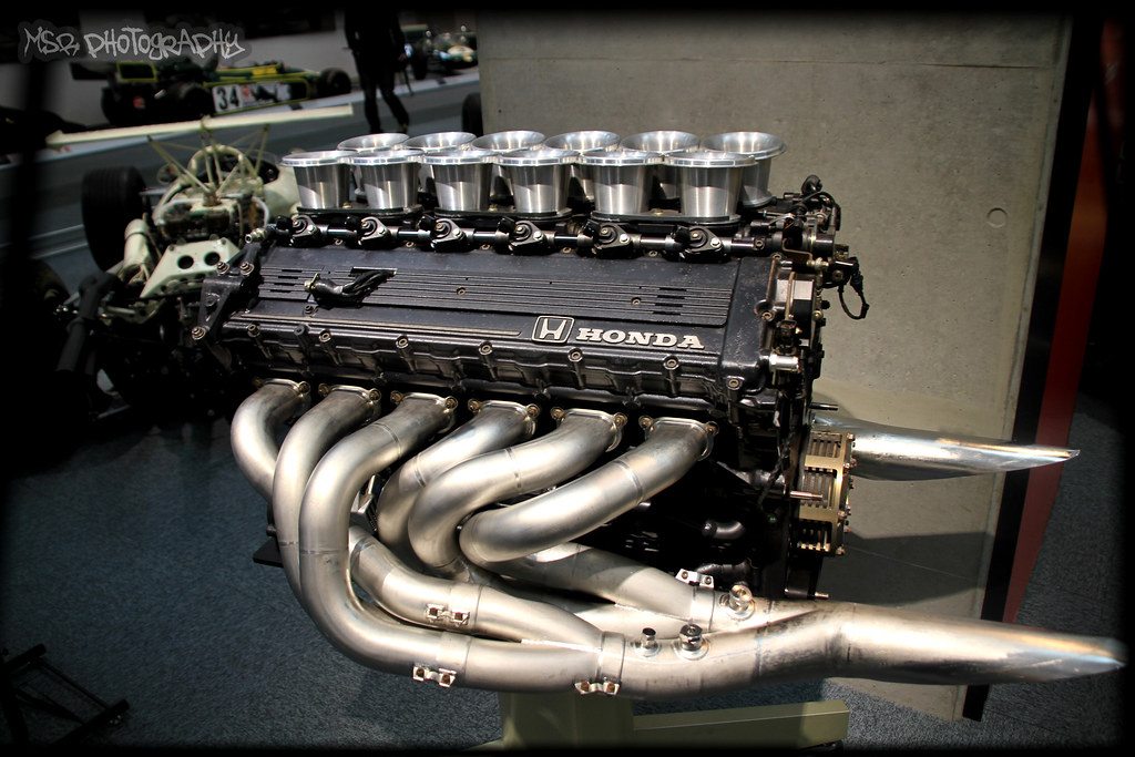 honda v12 mclaren | v12 f1 engine from 1991 . 3,498 cc, 700 … | flickr