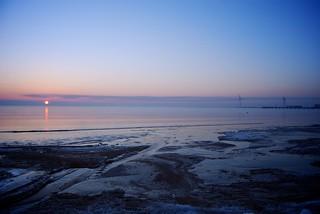 Image of Skrea Strand near Falkenberg.