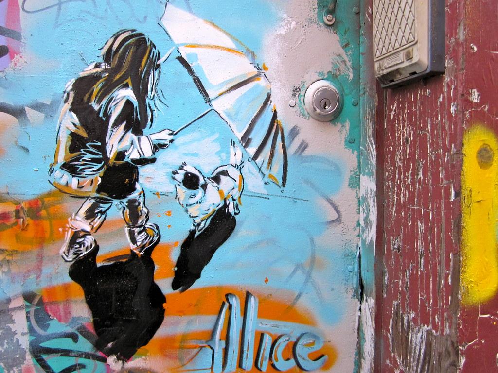 Alice Pasquini -Melbourne