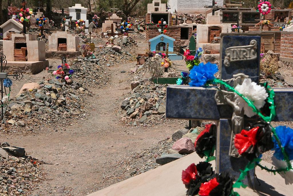Cemitério nas alturas