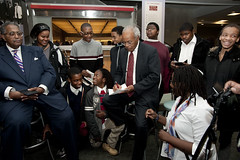 Youth Meet the Greensboro Four