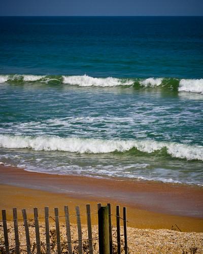 ocean sea sun beach water canon outdoors sand waves florida scenic