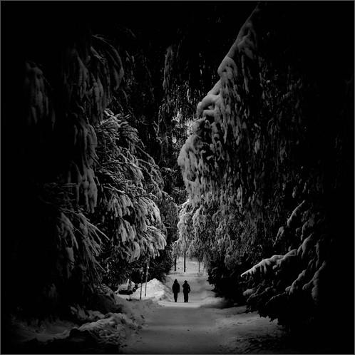 trees winter people bw snow photoshop suomi finland dark square nikon scenery darkness newyear kuopio gettyimages 2010 d300 500x500 neulamäki ok6 ollik 100commentgroup 20101231