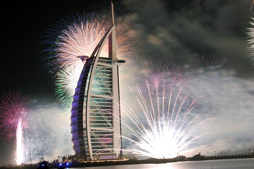 Dubai New Year 2011